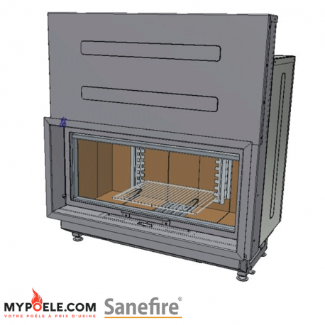 Kit Barbecue Sanefire