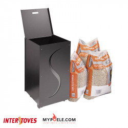 Réservoir Pellet PELLET BOX Interstoves