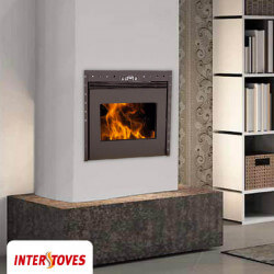 BENITO 10kw - Insert à granulés INTERSTOVES